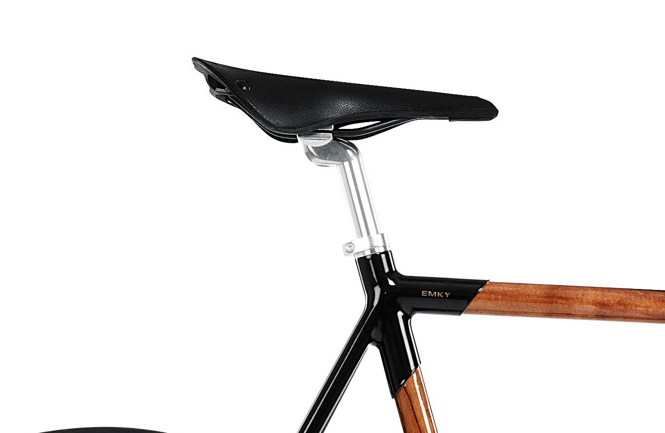 EMKY Bikes Talisman Brooks Cambium C17 all weather